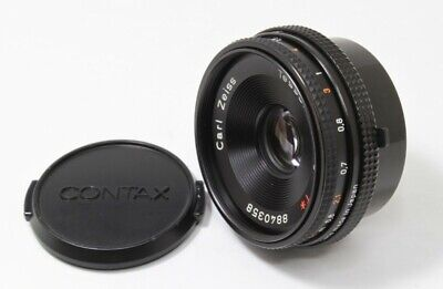 $238 • Buy Contax Zeiss Tessar T* 45 Mm F/2.8 MM Japan Lens **EXCELLENT** Condition