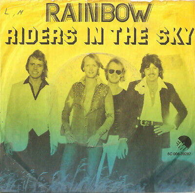 Rainbow-Riders In The Sky (Danish Issue) (EMI 6C 006-39287) 1979 • 3.99£