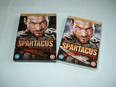 Spartacus Blood And Sand The Complete First Series Dvd Box Set R2 (season/one/1) • 4.99£