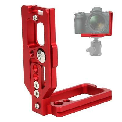 AU21.89 • Buy L-Shaped Quick Release Plate Bracket Hand Grip For Nikon Z6 Z7 Mirrorless Camera