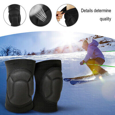 2Pcs Professional Knee Pads Construction Comfort Leg Protectors Work Safety UK • 8.59£