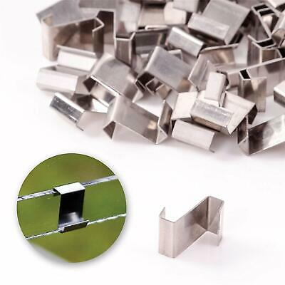 Greenhouse Glass Clips Glass Z Glazing Clips Choose From 5 To 200 • 4.29£