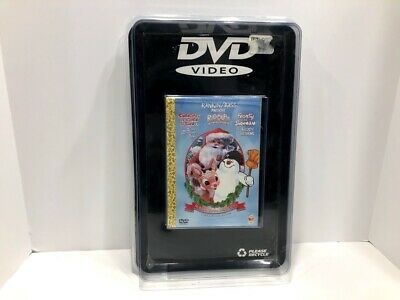 $52 • Buy Rankin/ Bass Christmas 3 DVD Set Holiday Classics Gift Collection Rudolph Frosty