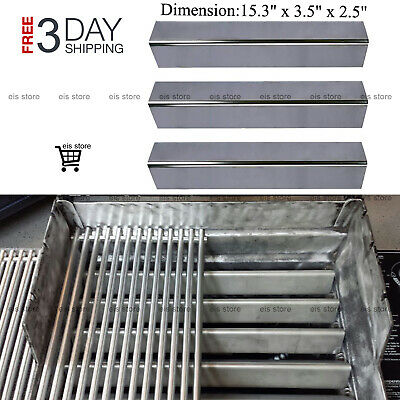 $ CDN37.08 • Buy Grill Replacement Parts For Weber Spirit Stainless Steel Flavorizer Durable Bars