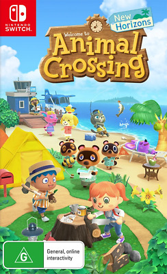 AU86.95 • Buy Animal Crossing New Horizons Switch Game NEW