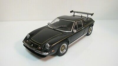 $ CDN179.44 • Buy 1:18 Kyosho Lotus Europa Special Coupe Black Rhd Diecast Cars