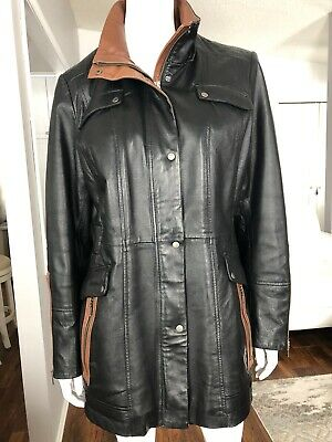 $ CDN110 • Buy Danier Leather Jacket Quilted Liner Large