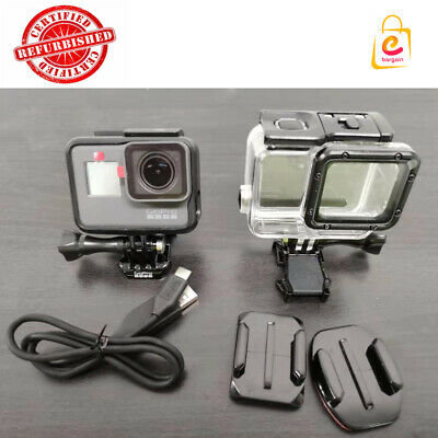 AU265 • Buy Refurbished- GoPro HERO 5 Black Sport Action Camera - FREE Waterproof Case