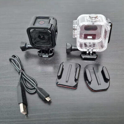AU199 • Buy Refurbished GoPro Hero 4 Session! Camera With Cradle & Cable