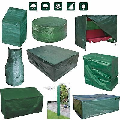 New Waterproof Garden Patio Furniture Set Cover For Rattan Table Cube Outdoor UK • 8.04£