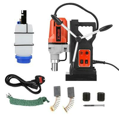 £188.83 • Buy 220V 19mm Mag Drill Magnetic Drilling Machine Rotabroach Type Commercial 1100W