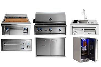 $16713 • Buy Lynx Pro Outdoor Kitchen With 36  Grill, Cocktail Station, Prep Center & Storage