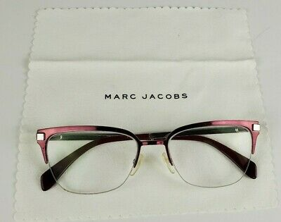 $58.98 • Buy Marc Jacobs Mmj658 Mv1 Womens  Eye Glasses Frames Eyewear Burgundy