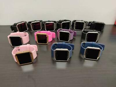 AU79 • Buy Fitbit Blaze Fitness Tracker Smart Watch Multicolour Size Small In Good Con