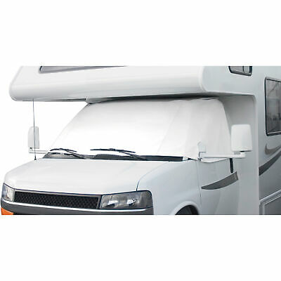 $44.99 • Buy Classic Accessories RV Windshield Cover Ford 2004-Current Snow White Model 78634