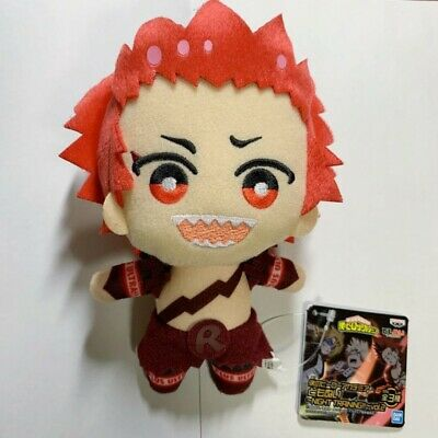 $ CDN63.53 • Buy My Hero Academia Eijiro Kirishima Plush Doll Mascot NIGHT TRAINING!! Vol.2 NEW