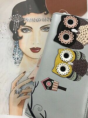 New Lilley Clutch Owl Purse For The Ladies Women Girl Could Be For Every Day Use • 11.99£