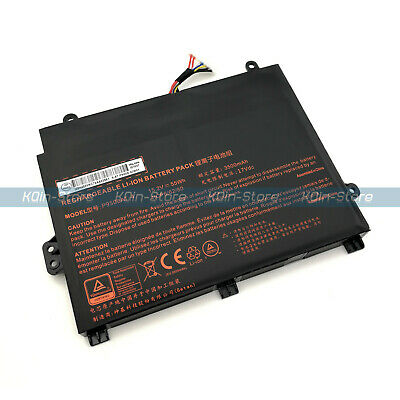 $48.59 • Buy Genuine P950BAT-4 Battery For Clevo P955HP6 P950HR P957HR Sager NP8953 NP8955