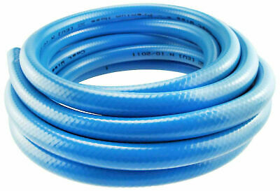 12mm (1/2 ) Fresh Water Non Toxic Food Grade Hose Pipe BLUE – Caravan 1 METRE • 2.27£