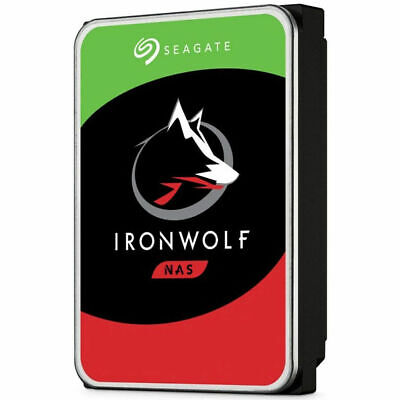 AU339 • Buy Seagate Ironwolf 8TB ST8000VN004 3.5in NAS Hard Drive