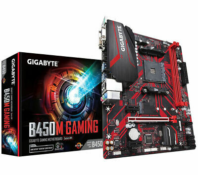 AU119 • Buy Gigabyte B450M Gaming Motherboard