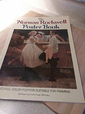 $ CDN12.98 • Buy Vintage Norman Rockwell Poster Book