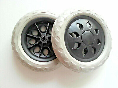 New Shopping Trolley And Cart Replacement Wheels For 2,4,6 Wheels • 7.45£