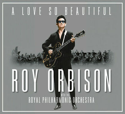 $4.43 • Buy A Love So Beautiful Roy Orbison Album NEW CD Philharmonic Orchestra GIFT IDEA