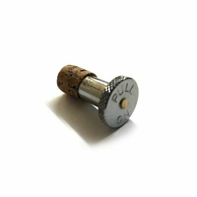 £9.75 • Buy Pull On Petrol Fuel Gas Tap Replacement Plunger & Cork, BSA, Classic Motorcycles
