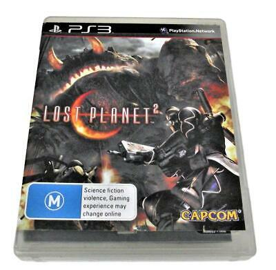 AU9.90 • Buy Lost Planet 2 Sony PS3