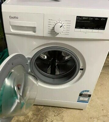 AU288 • Buy Front Loader Washing Machine 3 Stars 2 Yrs Old Esatto 6kg EFLW6 NSW Pick Up