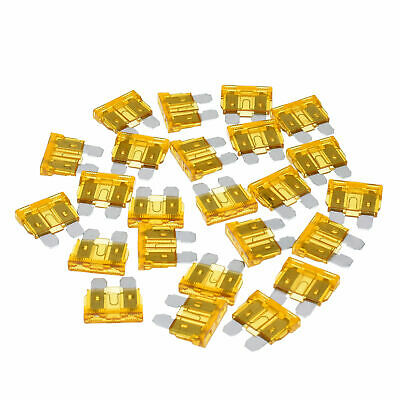 $ CDN4.39 • Buy 25 Pack 5 Amp ATC ATO Blade Fuse Auto Car Boat Marine Truck Motorcycle 5A