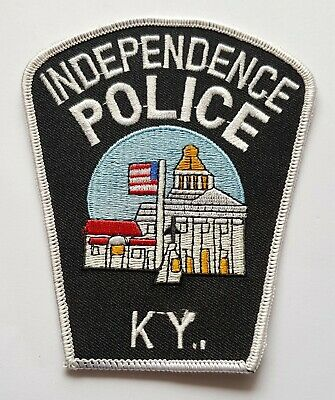 Obsolete Original Independence Kentucky Police Badge America USA  • 5.99£