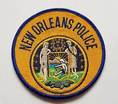 Obsolete Original New Orleans Police Badge America USA  • 5.99£