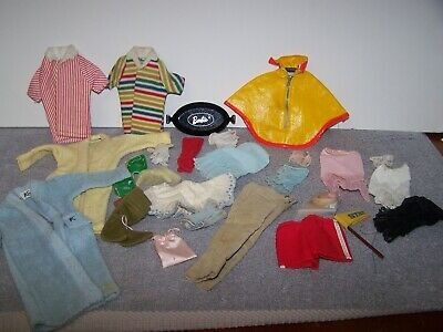 $ CDN82.82 • Buy Vintage Barbie Lot Clothing And Accessories 28 Pcs Mixed Lot