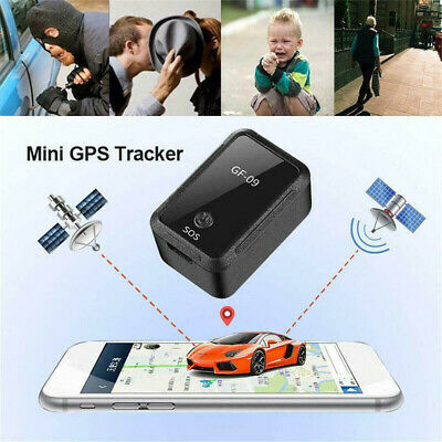 Car GPS Tracker Realtime GPRS GSMVehicle Spy Tracking Device Anti-theft Locator • 15.82£