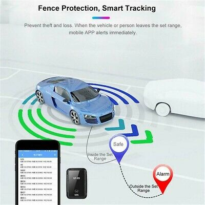 Car GPS Tracker GSM GPRS Vehicle Spy Realtime Tracking Device Anti-theft Locator • 16.98£