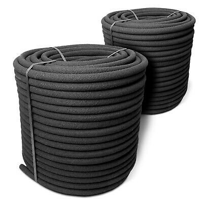 Leaky Garden Irrigation <7.5m~200m> POROUS PIPE Soaker Hose, System Thick Wallet • 29.79£