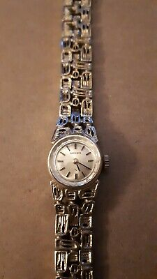 $ CDN98 • Buy Working Vintage Beautiful Seiko Womans Watch Manual Wind.
