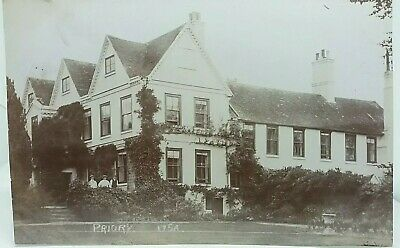 Vintage Postcard The Priory Reading Posted 1913 Berkshire • 8.75£