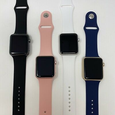 $ CDN164.71 • Buy Apple Watch Series 1 Aluminum 42MM GPS - Silver Rose Gold Space Gray | Excellent