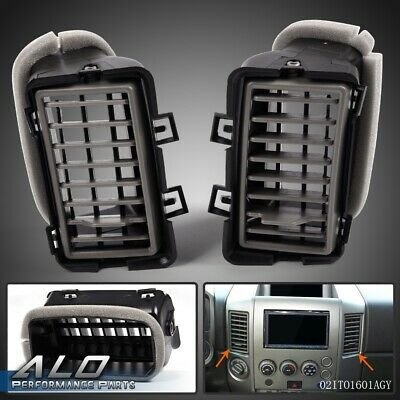 $31.65 • Buy For 2004-2006 Nissan Titan/Armada Dash AC Air Vents Right And Left Side Pair