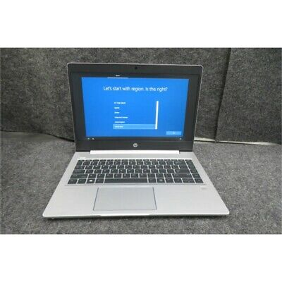 "View Details HP ProBook 445R G6 Laptop 14"" AMD Ryzen 5 3500U 16GB 256GB SSD Win 10 Pro 64 Bit • 304.00$"