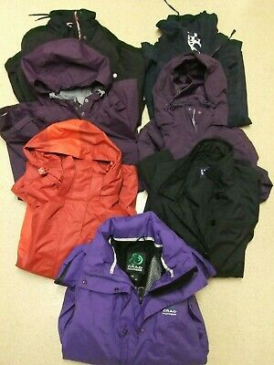 Women Jackets Hiking Camping Uk Size 10-16 Peter Storm Craghoppers Gap Puffa • 17£