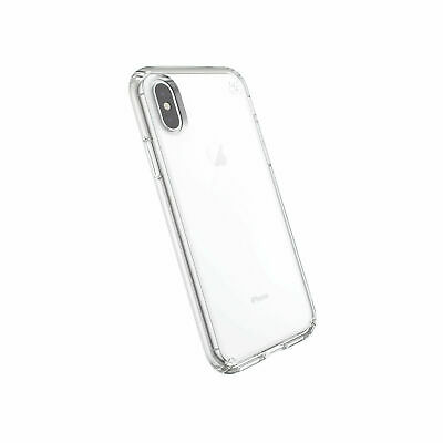 AU9.92 • Buy Speck Shock Resistant Clear Case IPhone X/XS New