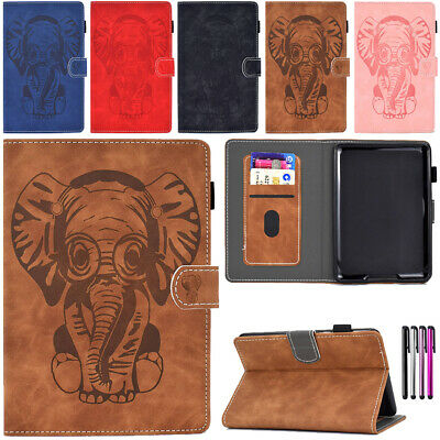 AU14.46 • Buy For Amazon Kindle Fire 7 2019 2017 Paperwhite 1234 Smart Leather Flip Case Cover