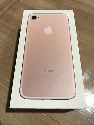 AU329 • Buy Apple IPhone 7 - 128GB - Rose Gold (Excellent Overall Condition) 84% Batt.