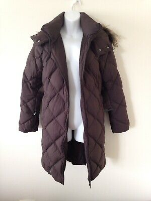 AU25 • Buy Uniqlo Quilted Puffer Down Jacket - Removable Hood In Chocolate