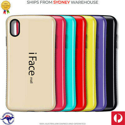 AU6.99 • Buy IFace Mall Shockproof Cover Non-Slip Heavy Duty Case For Apple IPhone 7 8 X XS