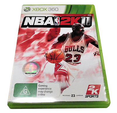 AU16.90 • Buy Nba 2k11 Xbox 360 Pal Xbox360